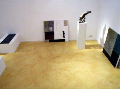 Bodengestaltung Galerie Luisenhof in Bochum-Mitte